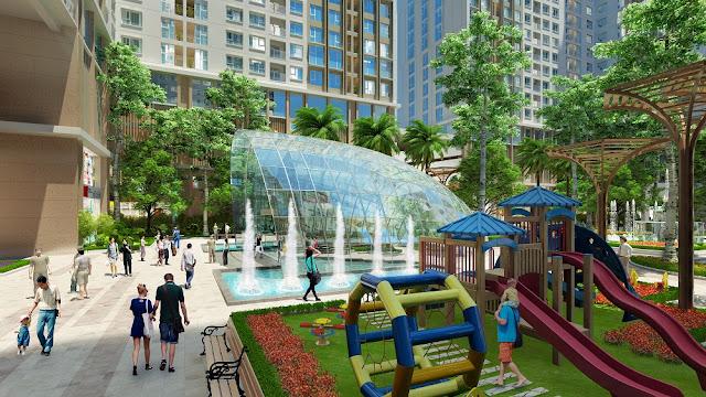 Khu vui chơi giải trí Eco-green city