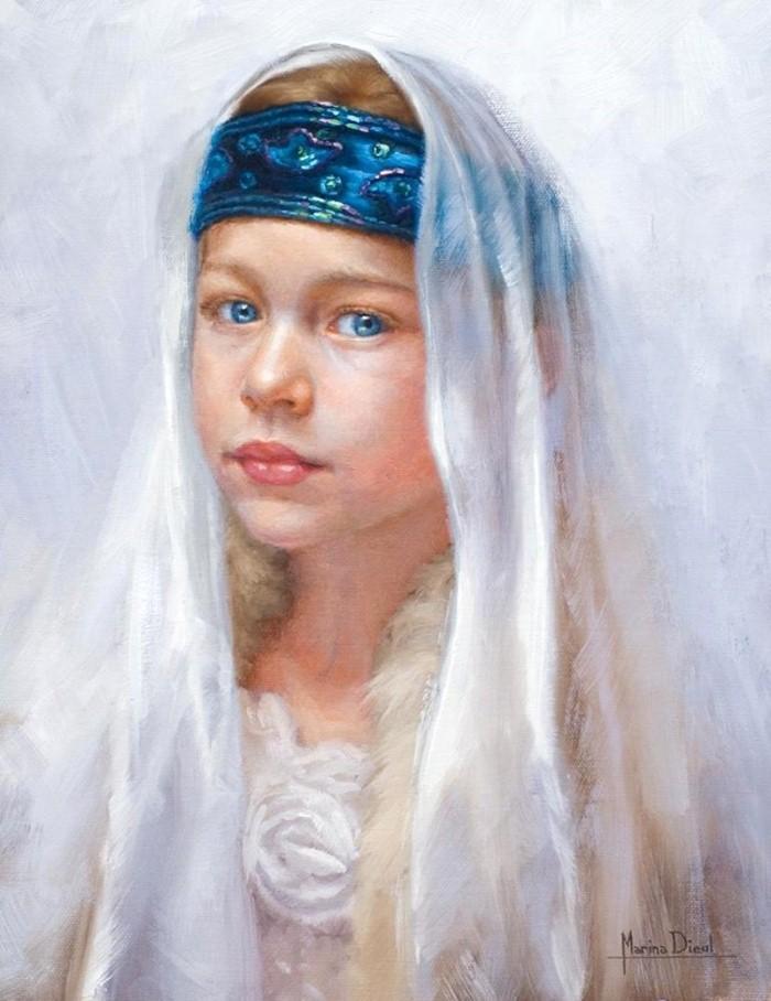 Современные французские художники. Marina Dieul 19