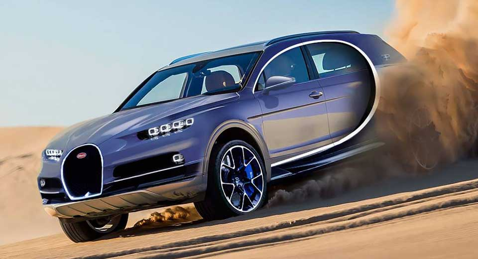 Will Bugatti Be Next To Join The Exotic Suv Craze