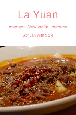 La Yuan | Newcastle | Sichuan with Style