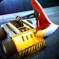 Game Máy Chiến Đấu Robot Crash Fight