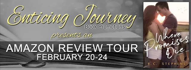 Where Promises Die by R.C. Stephens Review Tour