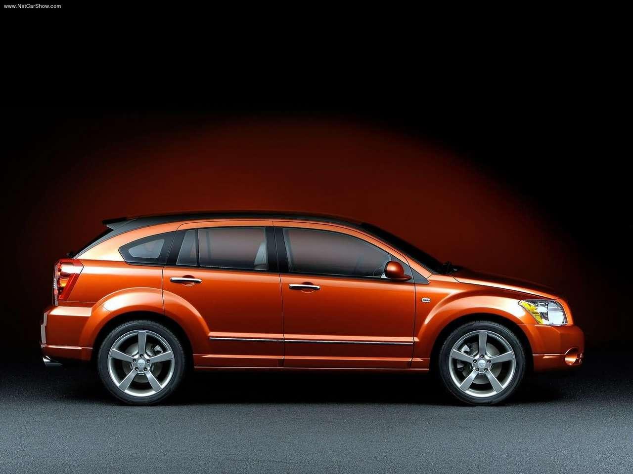 2005 Dodge Caliber Concept