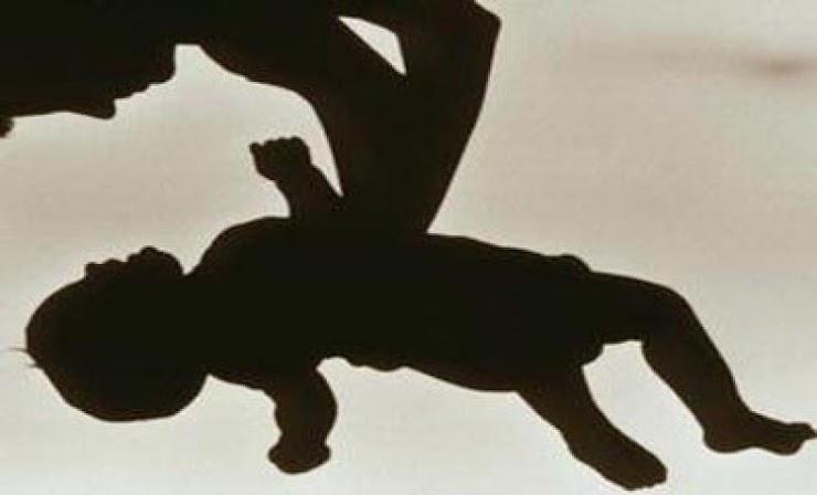 Polisi Tangkap Ibu Yang Hajar Dan Mandikan Bayi Pakai Sabun Cuci