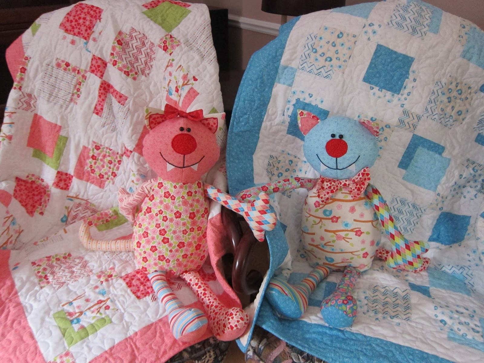 Cool Cats And Quilts