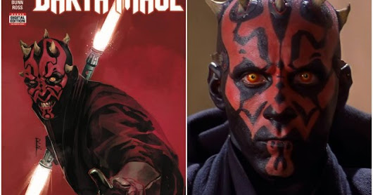 Marvel announces Darth Maul mini-series!