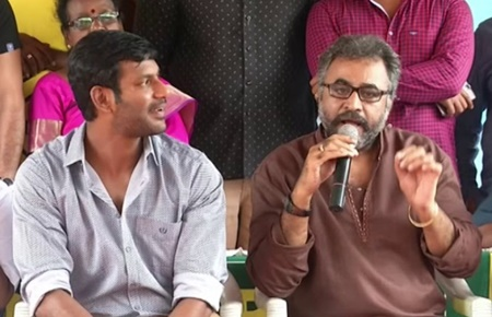 Ponvannan blames Vishal on his resignation | Nadigar sangam