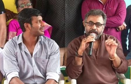 Ponvannan blames Vishal on his resignation | Nadigar sangam