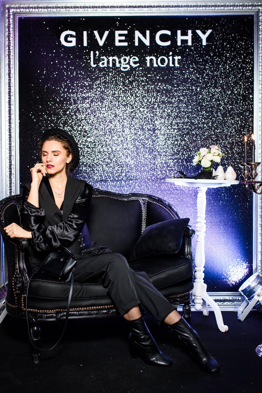 Презентация нового аромата Givenchy L'Ange Noir