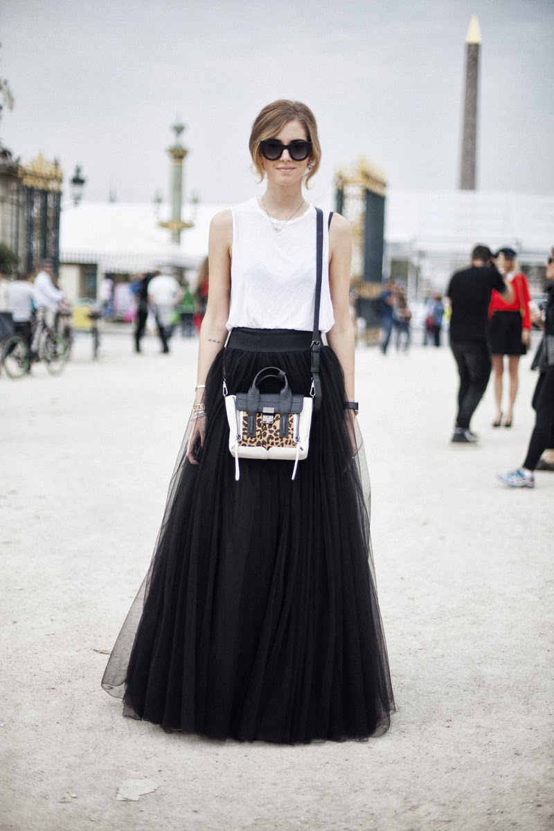 Chiara ferragni Paris Fashion Week