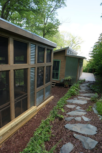 Blue Ridge Mountain tiny house