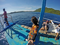Ticao Island Hopping Masbate x Rizza Salas 2017