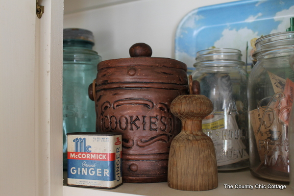 Vintage Cookie Jar Collection