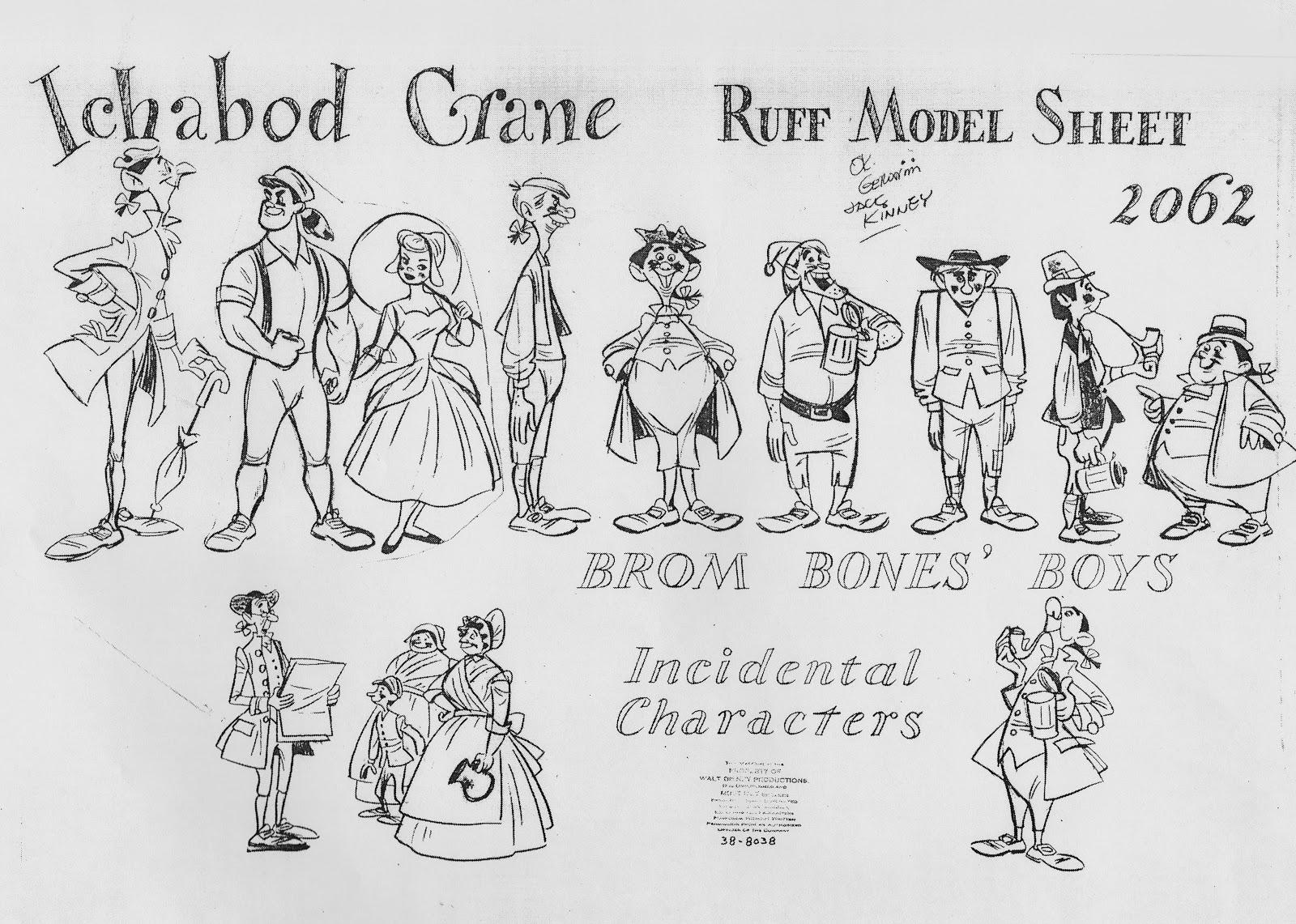 Deja View: Brom Bones