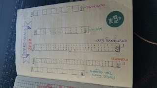 Bullet Journal - Savings Tracker - Katrina Roets