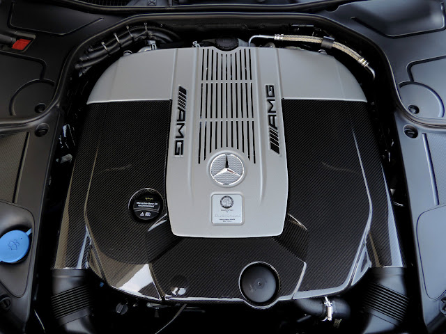 mercedes s 65 amg coupe v12 engine
