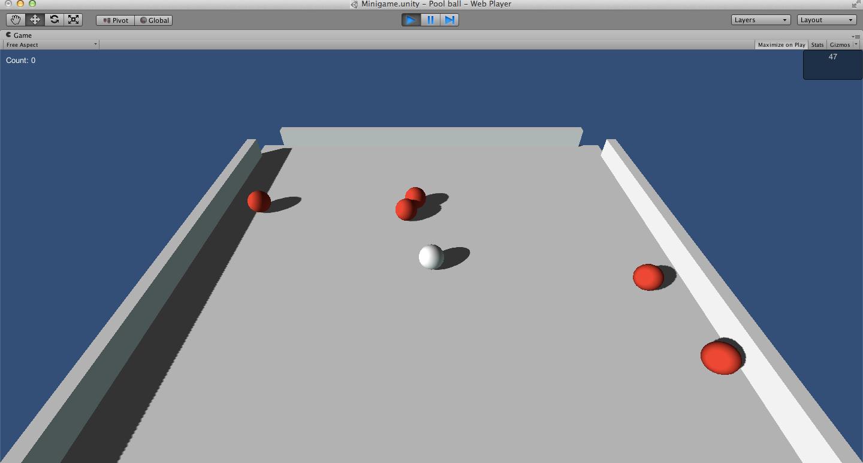 sivelab @ UMD: Creating a Pool Ball Game