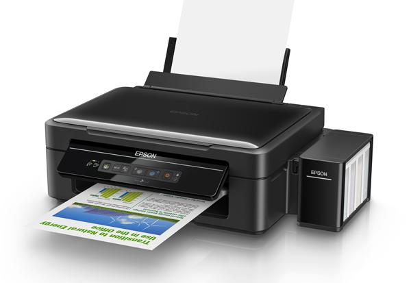 printer resetter: Epson EcoTank L405 (RESETER) | 100