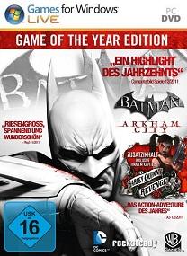 Batman Arkham City GOTY Edition Repack-CorePack