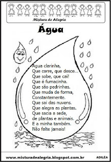 Poema sobre a água