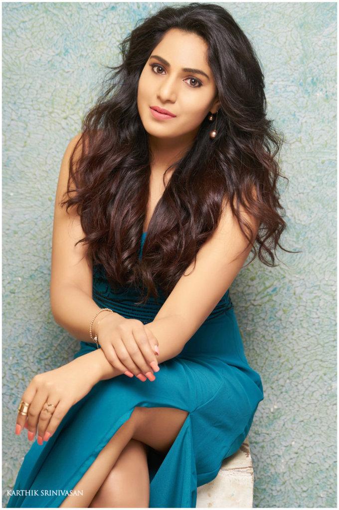 Actress Arshitha Photo Shoot Images