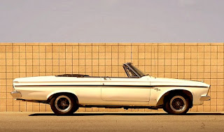 1963 Plymouth Sport Fury Convertible Side Right