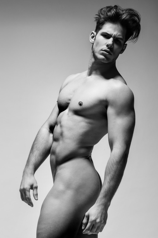 Actor Victor Webster Nude