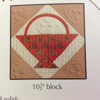 サンプラーキルト ブロック23