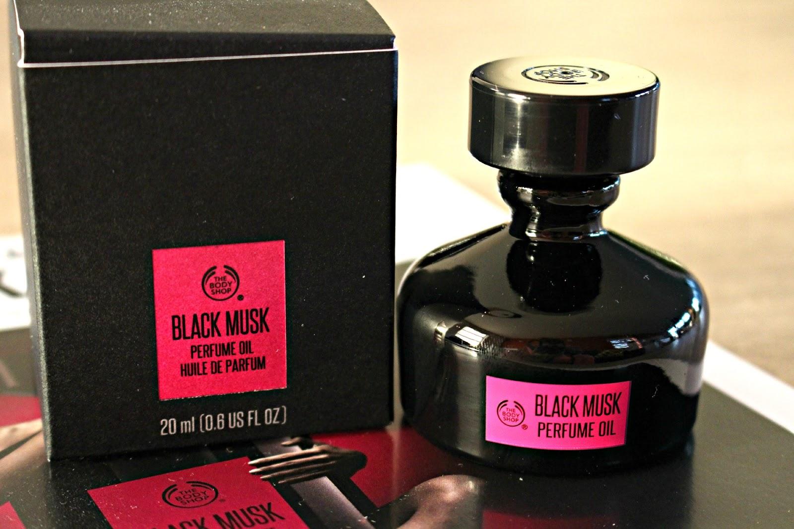 The Body Shop Black Musk