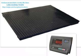 sàn cân yaohua 1 tấn giá rẻ