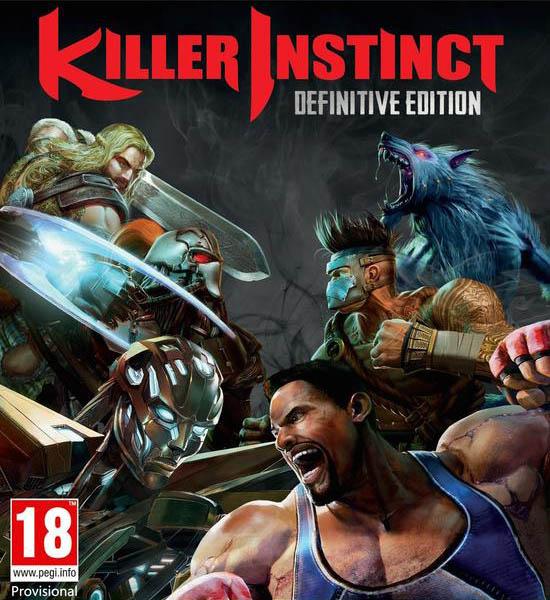 Killer Instinct (2017)