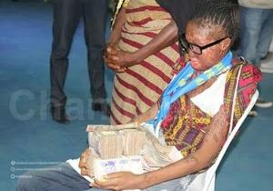 Abuja Prevalent Prophet, Joshua Iginla, Donates N10m to Muslim Lady Bathed With Acid; sponsors her to India