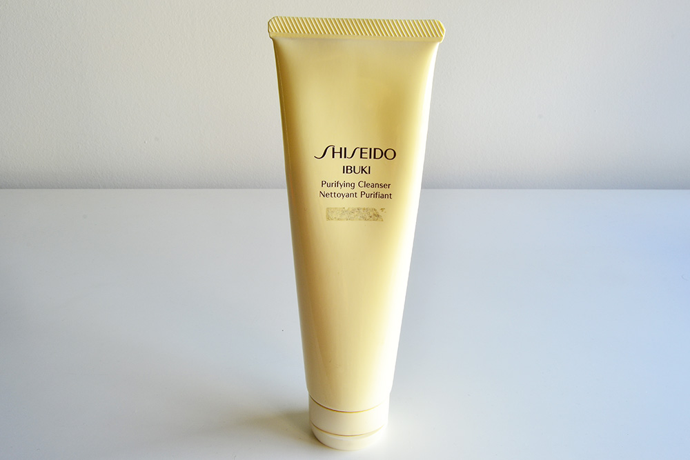 Ibuki Purifying Cleanser, Shiseido