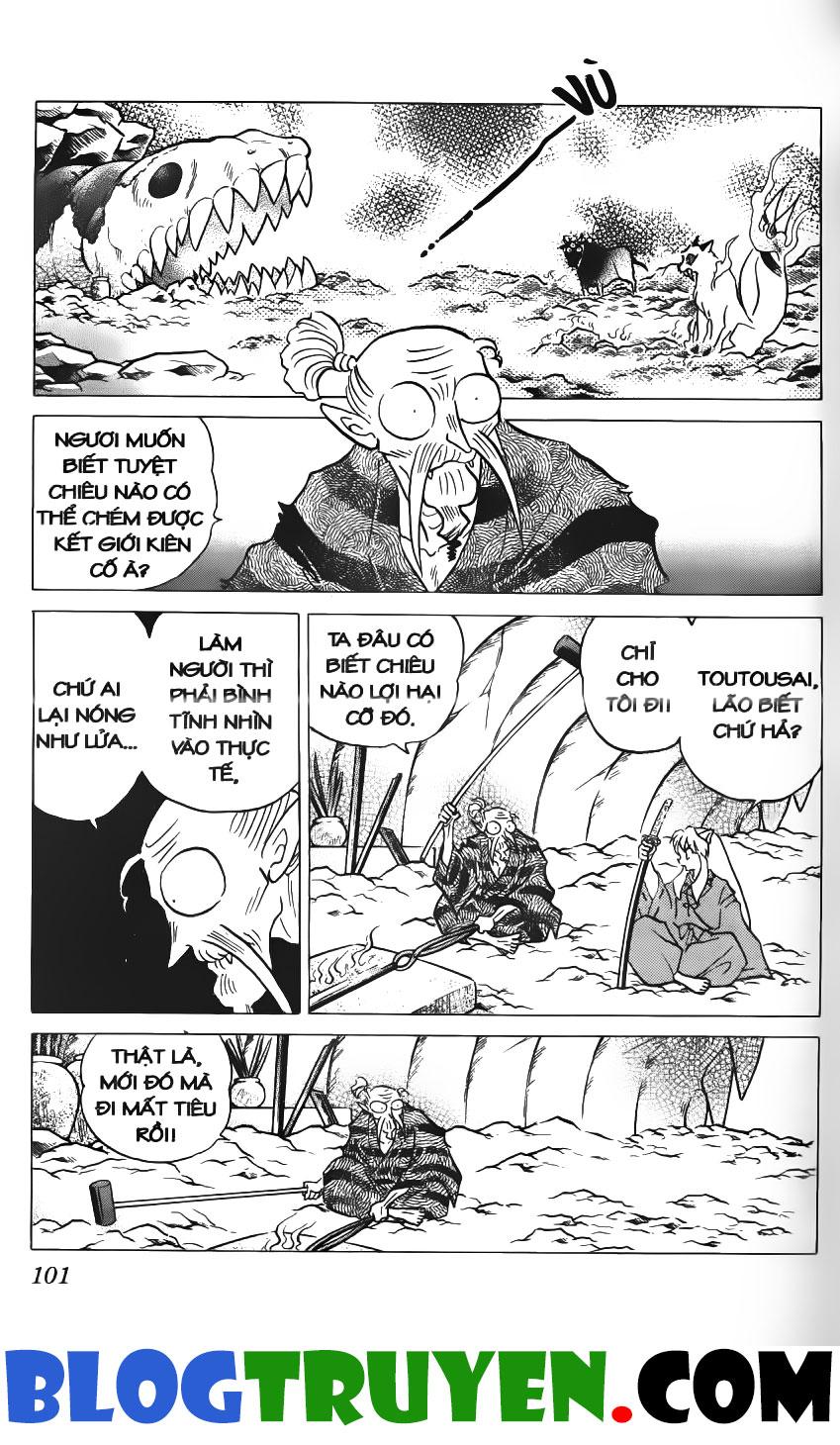 Inuyasha vol 22.6 trang 8