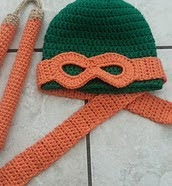 http://www.ravelry.com/patterns/library/ninja-turtle-hat-mask
