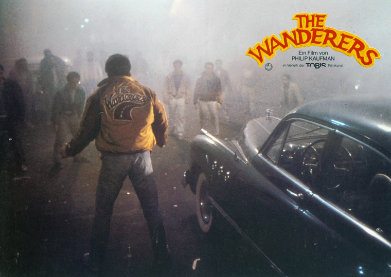 THE WANDERERS (1979) von Philip Kaufman Quelle: TOBIS / Warner