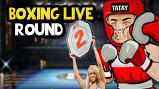 Boxing Live - Round 2