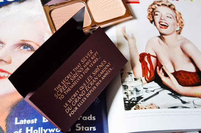 Charlotte Tilbury Filmstar Bronze and Glow Packaging