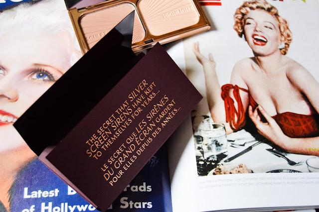 Charlotte Tilbury Filmstar Bronze and Glow Packaging