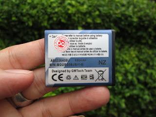 baterai Samsung CorbyTXT