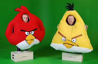 disfraces Angry Birds