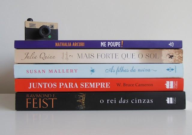 Book Haul - Junho/Julho