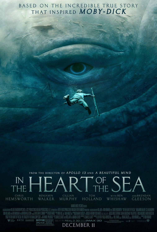 Nonton Film In the Heart of the Sea (2015)