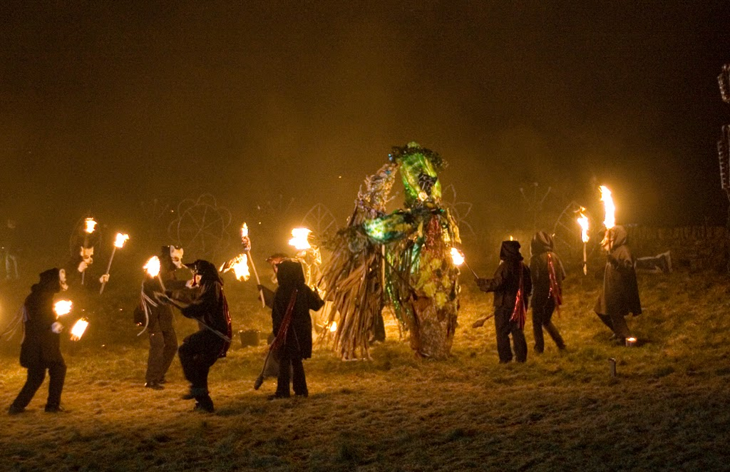 งานฉลอง Samhain ที่ประเทศไอร์แลนด์