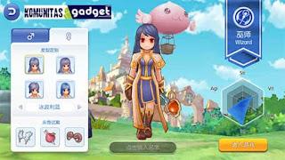 Wizard Class Ragnarok Online Mobile