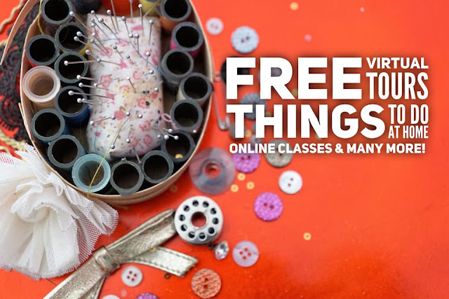 Fun things to do at home with kids FREE Virtual Tour and Online Classes Manila Philippines