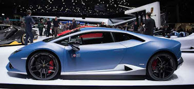 Lamborghini Huracan Avio Side profile picture