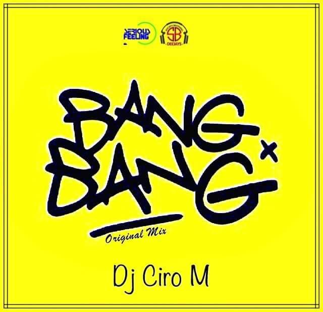 House music forever dj ciro m bang bang original mix for Banging house music