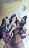 Os irmãos Leme Paulo Setúbal Editora Saraiva Coleção Saraiva Outubro de 1948 Capa de Guilherme Walpeteris Literatura Brasileira Contracapa Livro