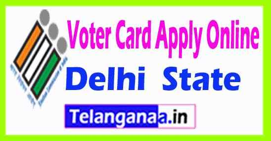 How to get Voter ID Card Apply in Delhi